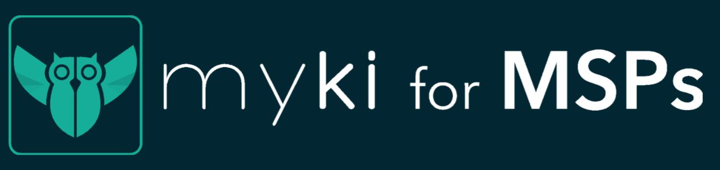 Myki for MSPs